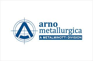 arno metallurgica logo restyle